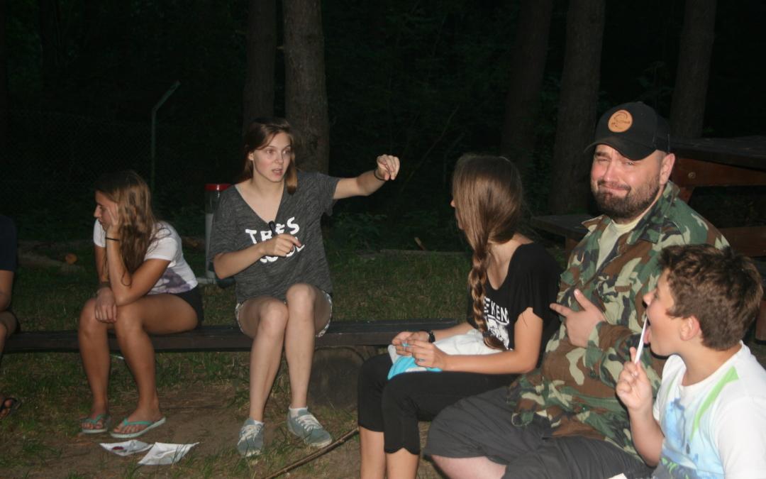 Obóz przygodowy – Leśna Przygoda