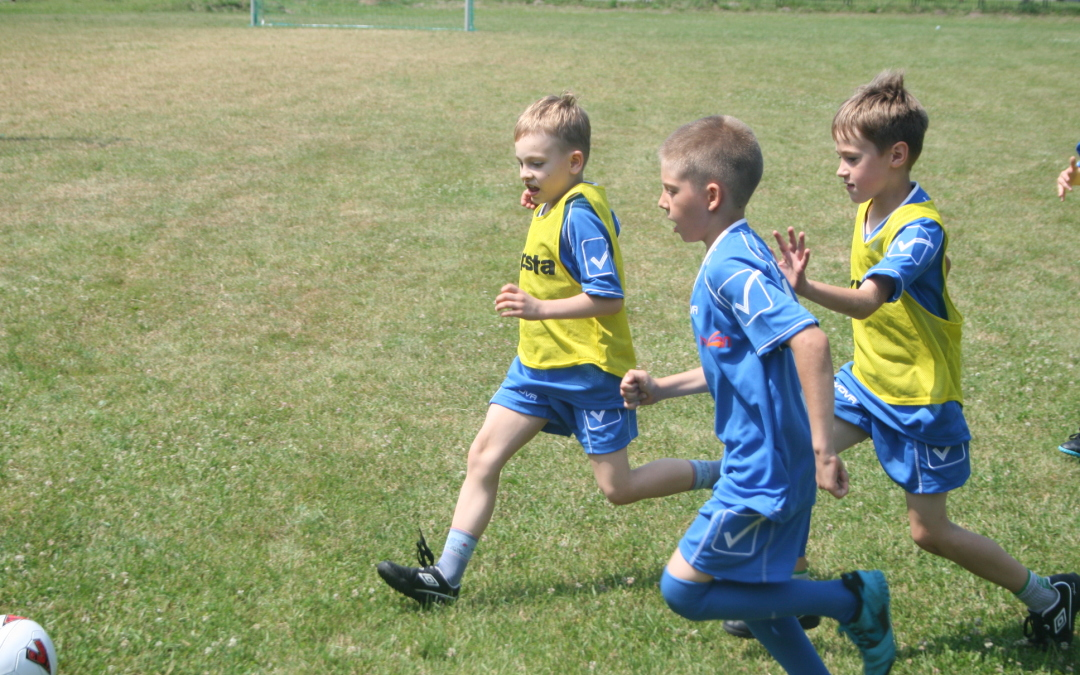 Obóz piłkarski – Mielnik