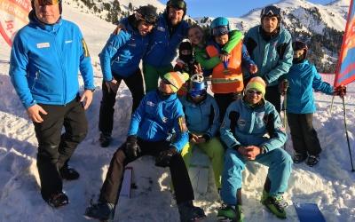 Zakończenie sezonu –  Sella Ronda/Marmolada/Civetta