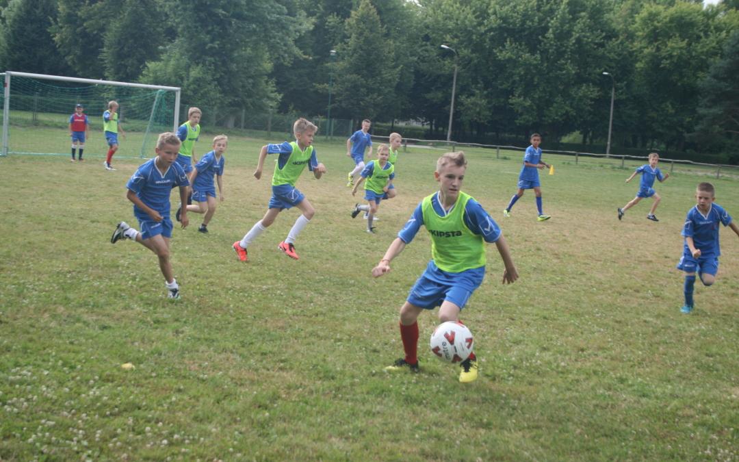 Obóz piłkarsko-przygodowy
