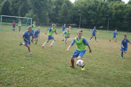 Obóz piłkarsko-przygodowy @ Bory Tucholskie | Okoniny Nadjeziorne | kujawsko-pomorskie | Polska
