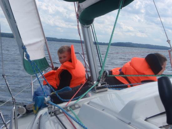 Obóz żeglarski @ Sztynort | Sztynort | warmińsko-mazurskie | Polska