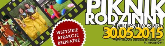 Piknik MOS @ Międzyszkolny Ośrodek Sportowy nr 7 | Warszawa | mazowieckie | Polska